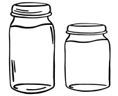 mason-jar-1255456_1920